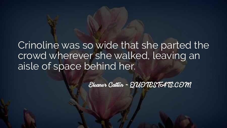Quotes About Leaving The Past Behind Us #1488