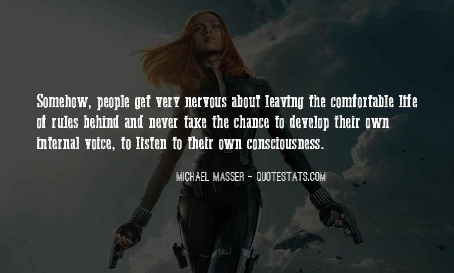 Quotes About Leaving The Past Behind Us #42632