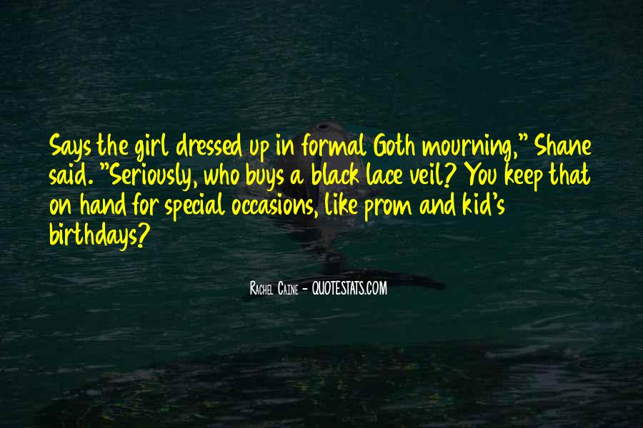 Quotes About That Special Girl #1685717