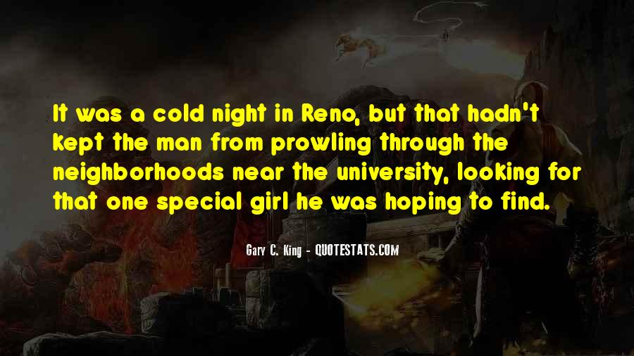 Quotes About That Special Girl #524313