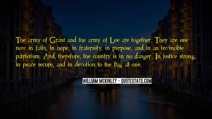 Quotes About Mckinley #157220