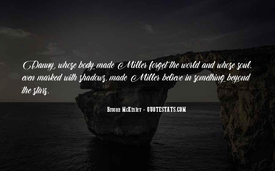 Quotes About Mckinley #279465
