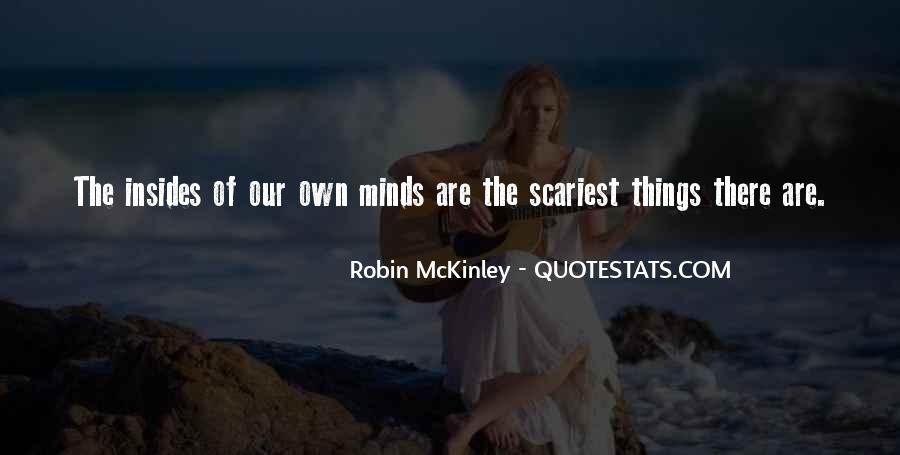 Quotes About Mckinley #406603