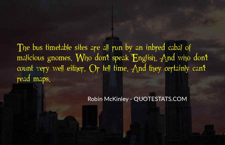 Quotes About Mckinley #416866
