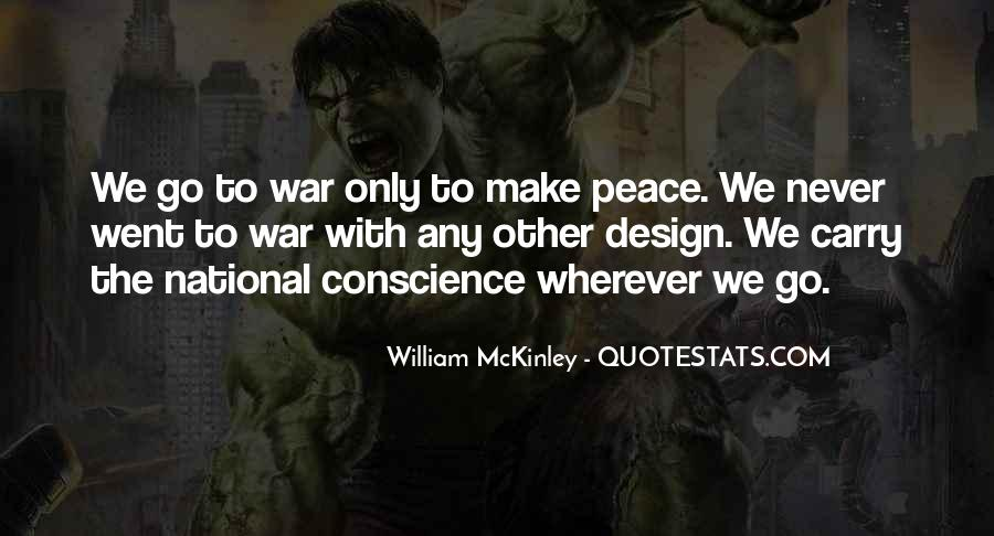 Quotes About Mckinley #541961
