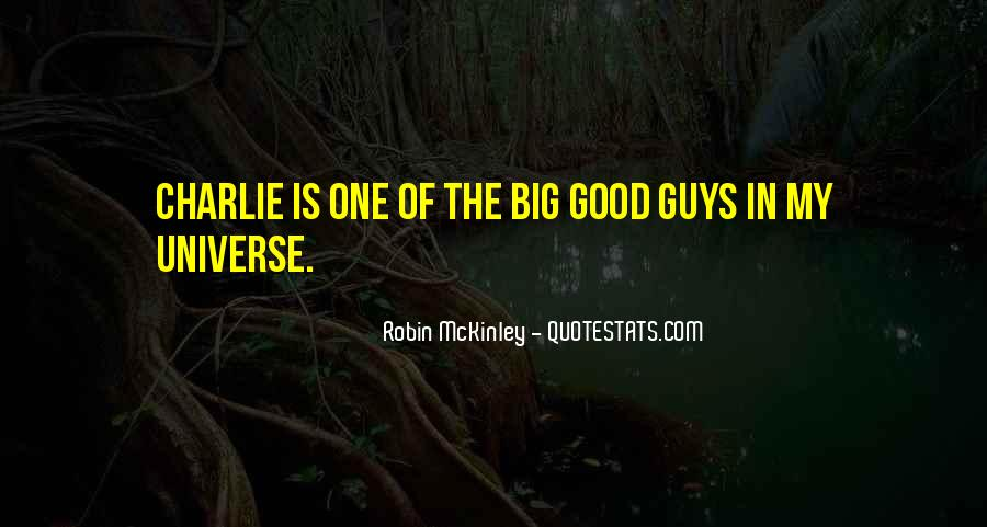 Quotes About Mckinley #556828