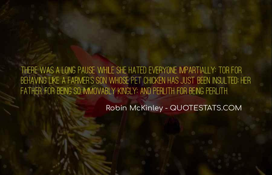 Quotes About Mckinley #691768