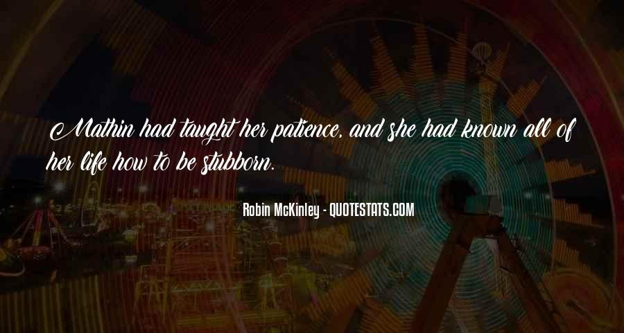 Quotes About Mckinley #695237