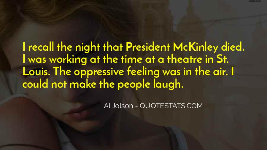Quotes About Mckinley #80834