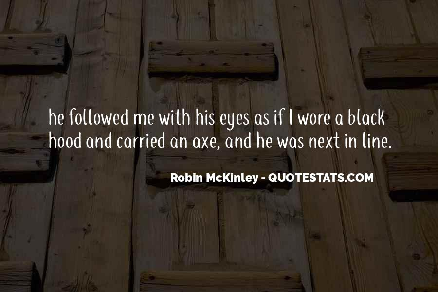 Quotes About Mckinley #87029