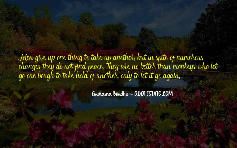 Quotes About Not Letting Her Go #12994