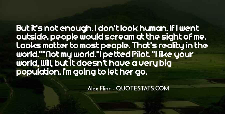 Quotes About Not Letting Her Go #1379379