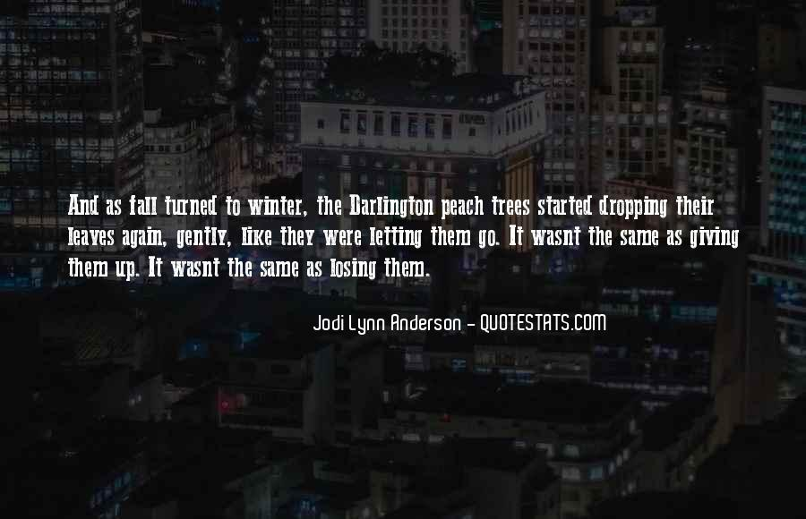 Quotes About Not Letting Her Go #14945