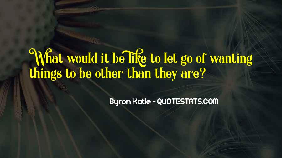 Quotes About Not Letting Her Go #17692