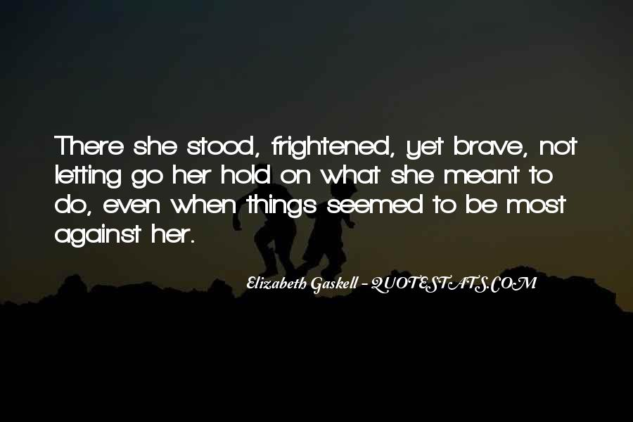 Quotes About Not Letting Her Go #189853