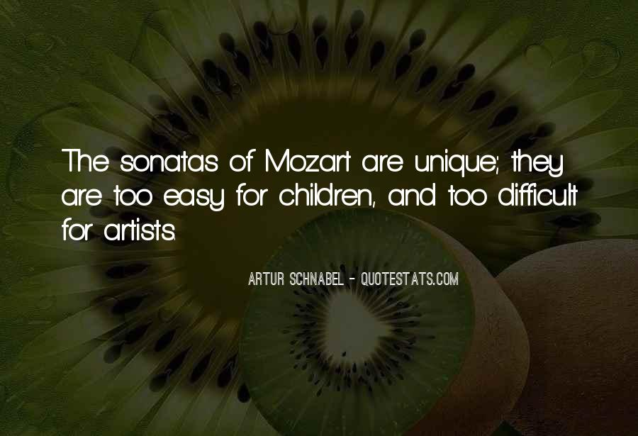 Quotes About Sonatas #1420797