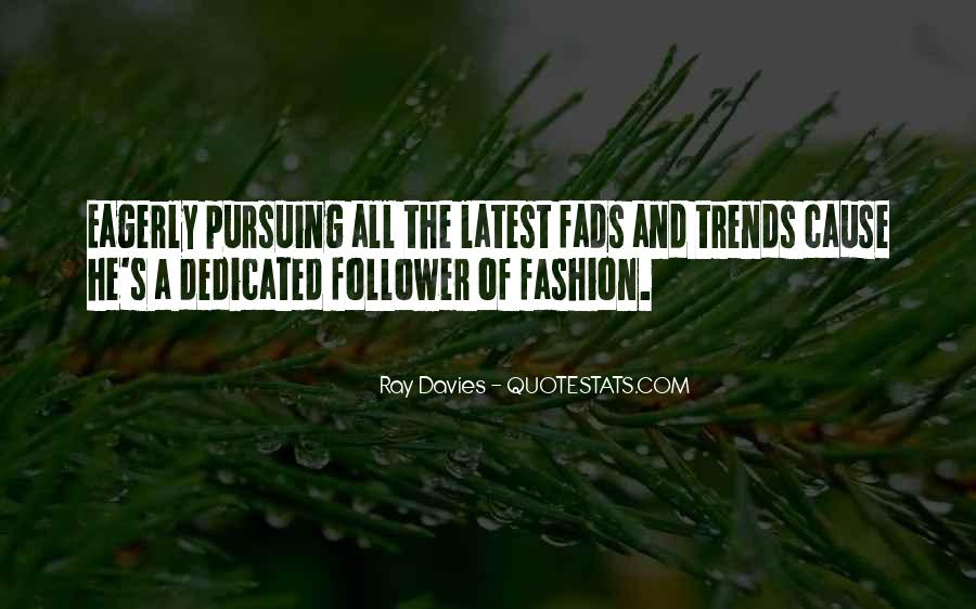Quotes About Fashion And Art #1287665