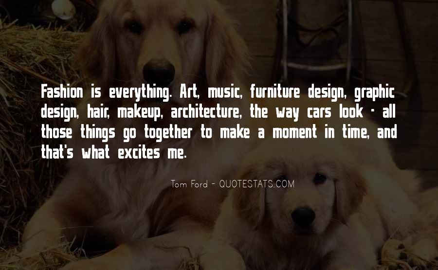 Quotes About Fashion And Art #529163