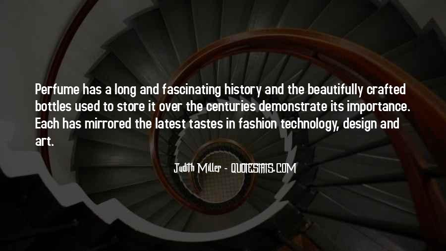 Quotes About Fashion And Art #585469
