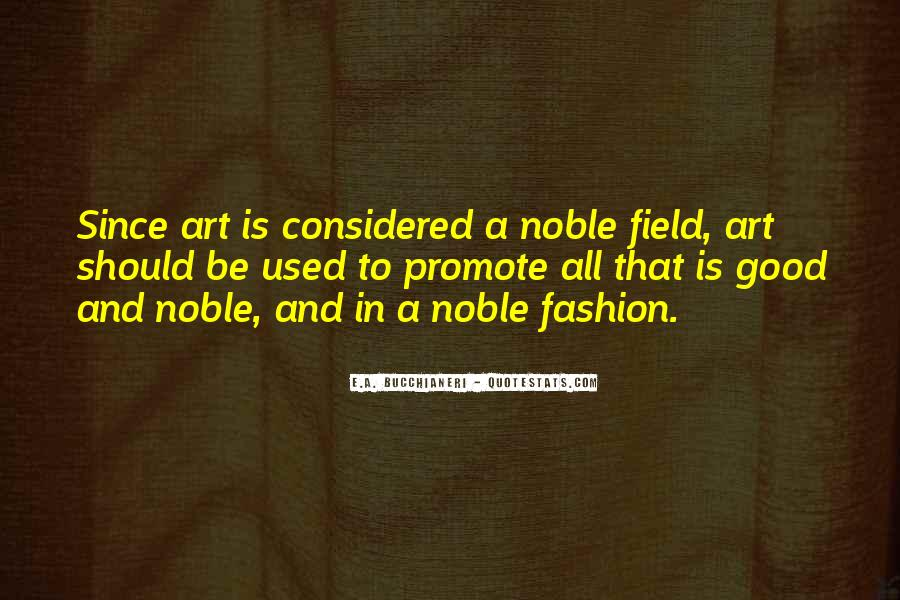 Quotes About Fashion And Art #866308