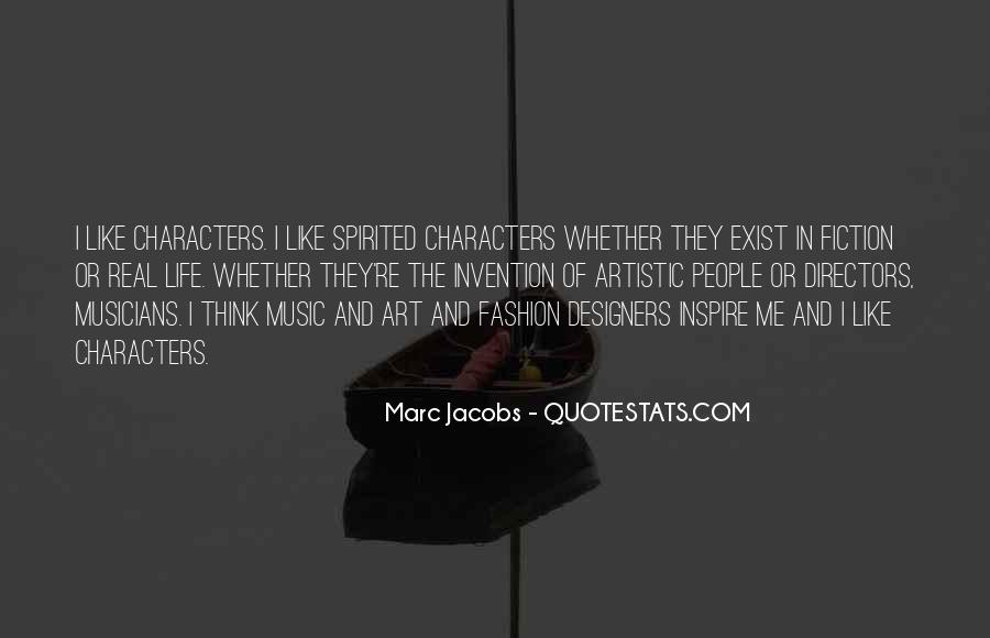 Quotes About Fashion And Art #881213