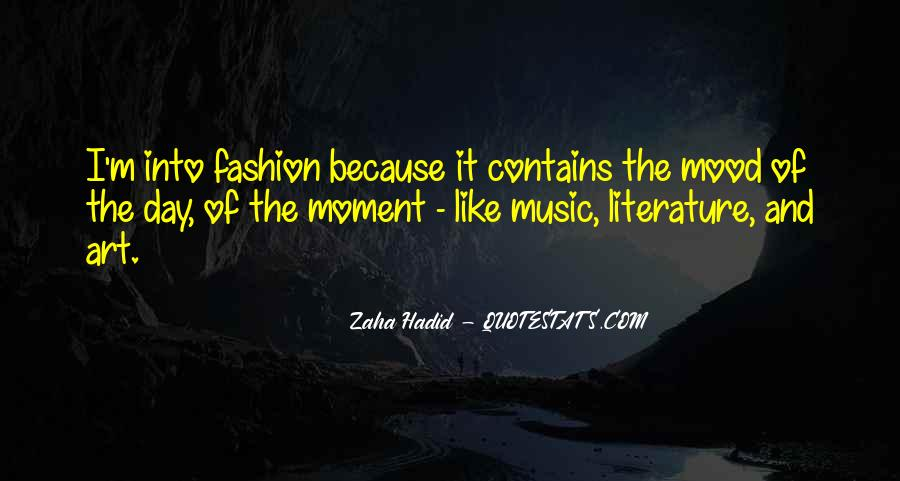 Quotes About Fashion And Art #915640