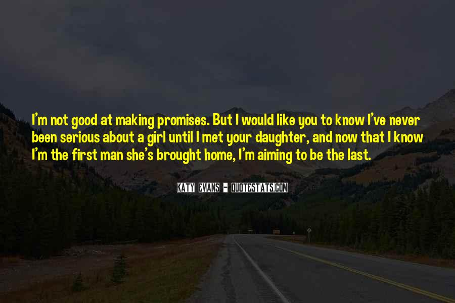 Quotes About Meeting The Parents #1353839