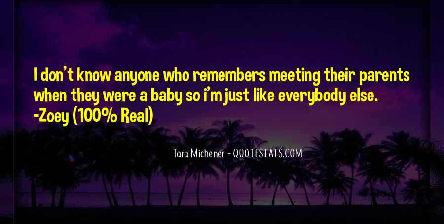 Quotes About Meeting The Parents #612111