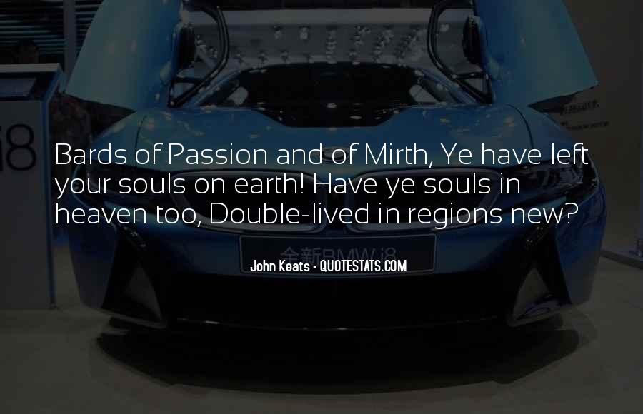 Quotes About Regions #34070