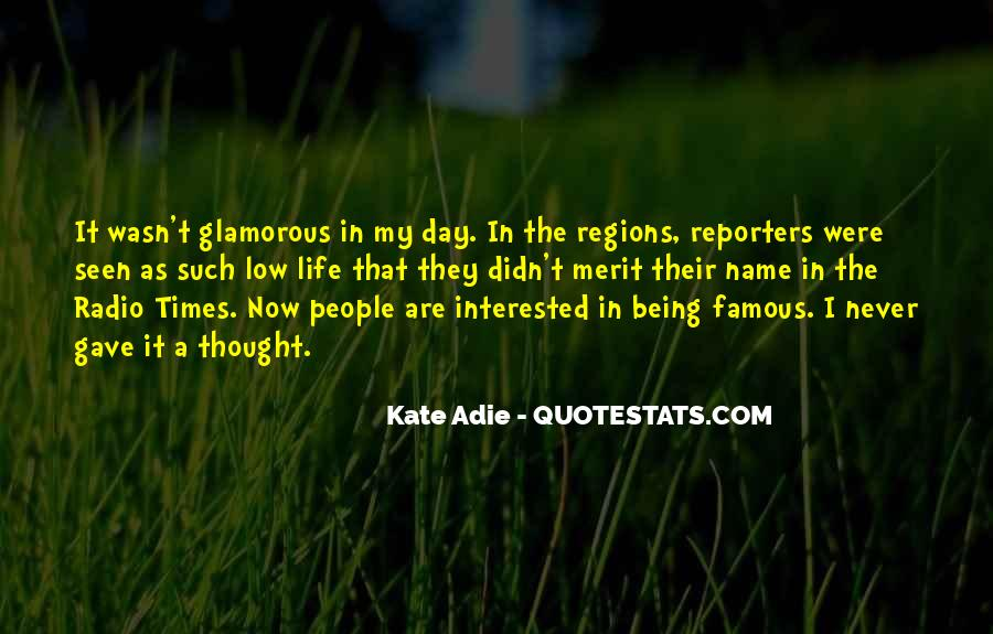Quotes About Regions #408899