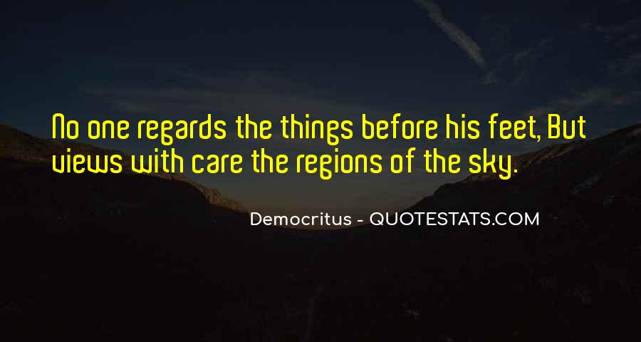 Quotes About Regions #9421