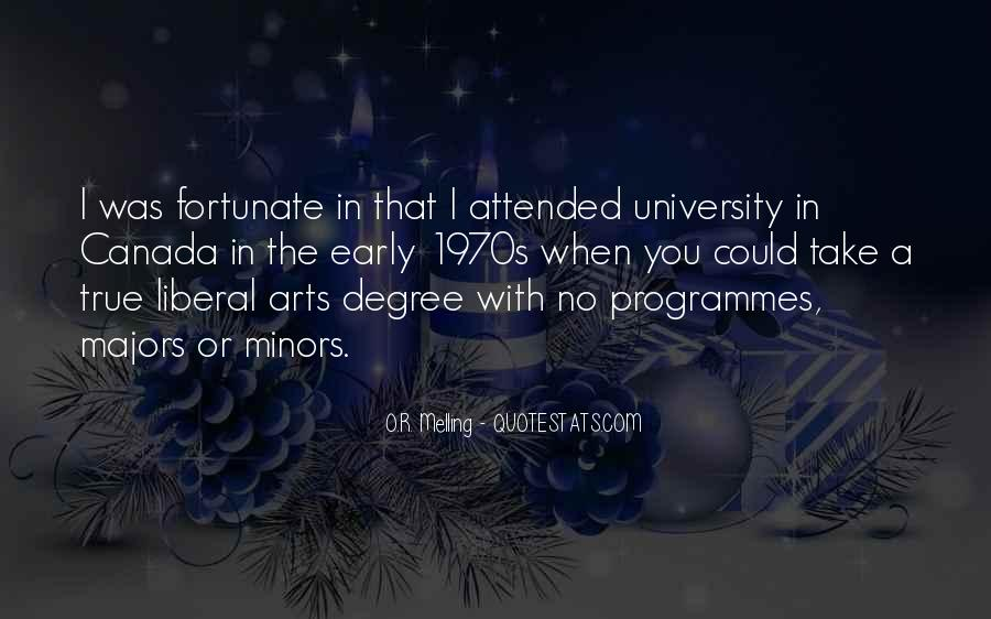 Quotes About University Degree #1343970