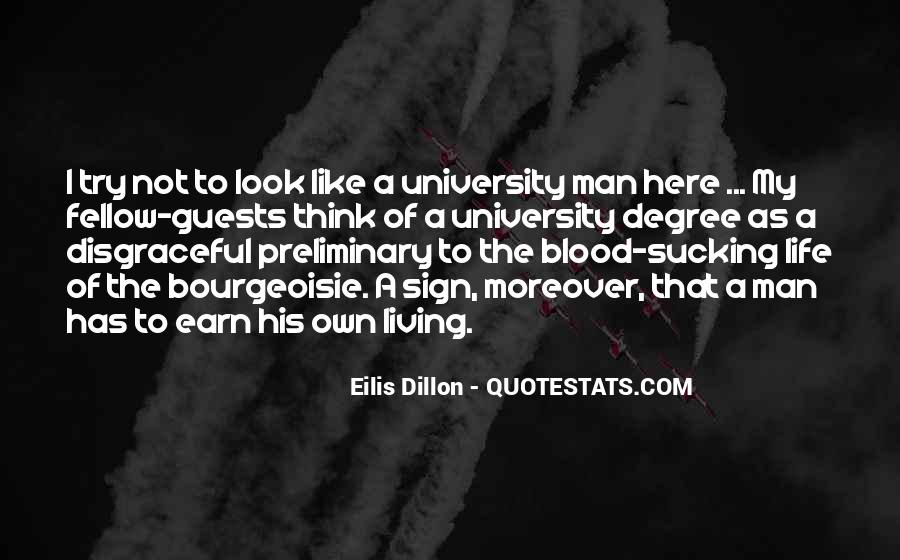 Quotes About University Degree #1523866