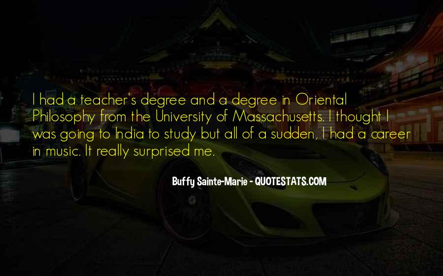 Quotes About University Degree #1568313