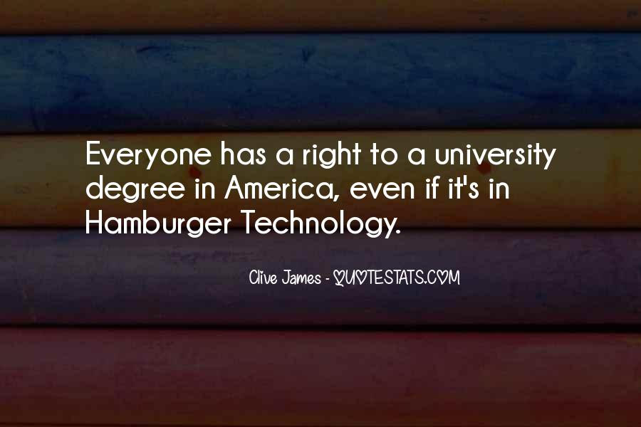 Quotes About University Degree #1596914