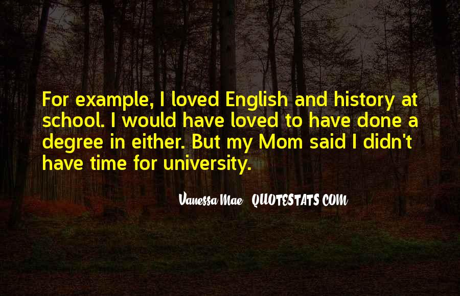 Quotes About University Degree #1818509