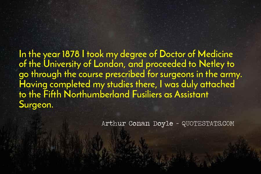Quotes About University Degree #60447