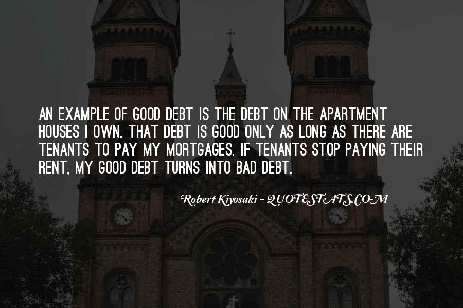 Quotes About Tenants #1253882