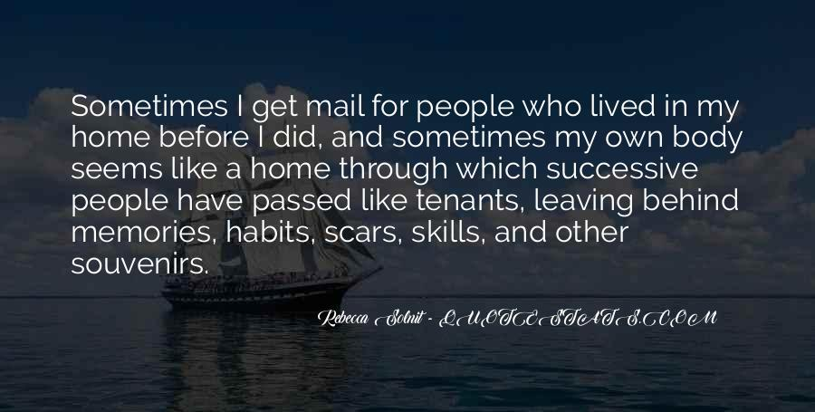 Quotes About Tenants #1373402