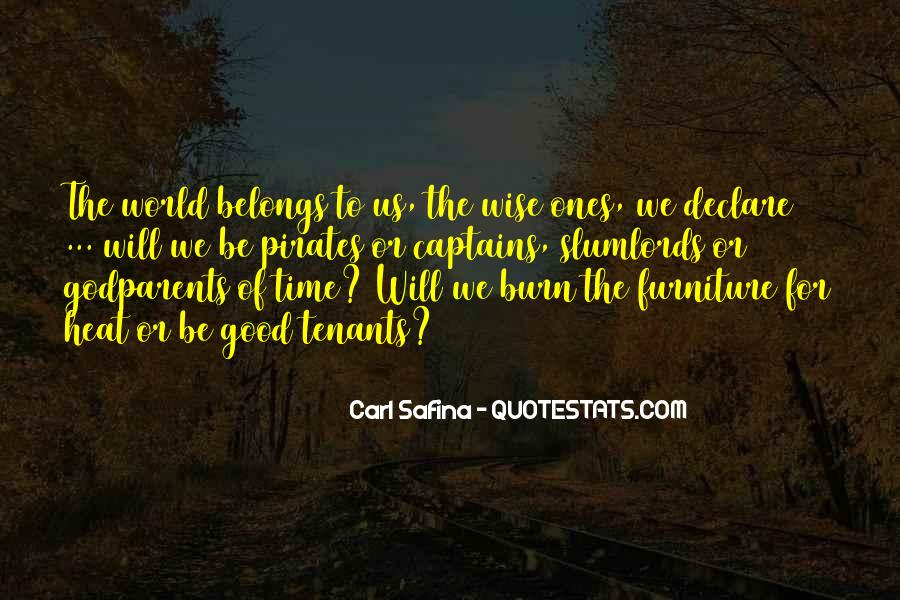 Quotes About Tenants #1636707