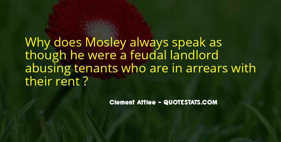 Quotes About Tenants #1869997