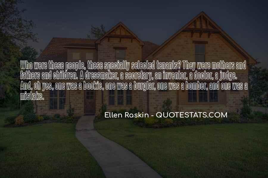 Quotes About Tenants #254016