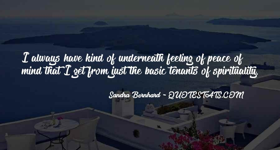 Quotes About Tenants #566042