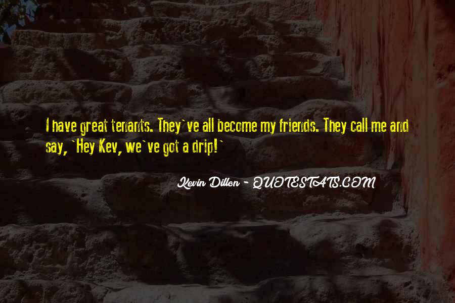 Quotes About Tenants #687413