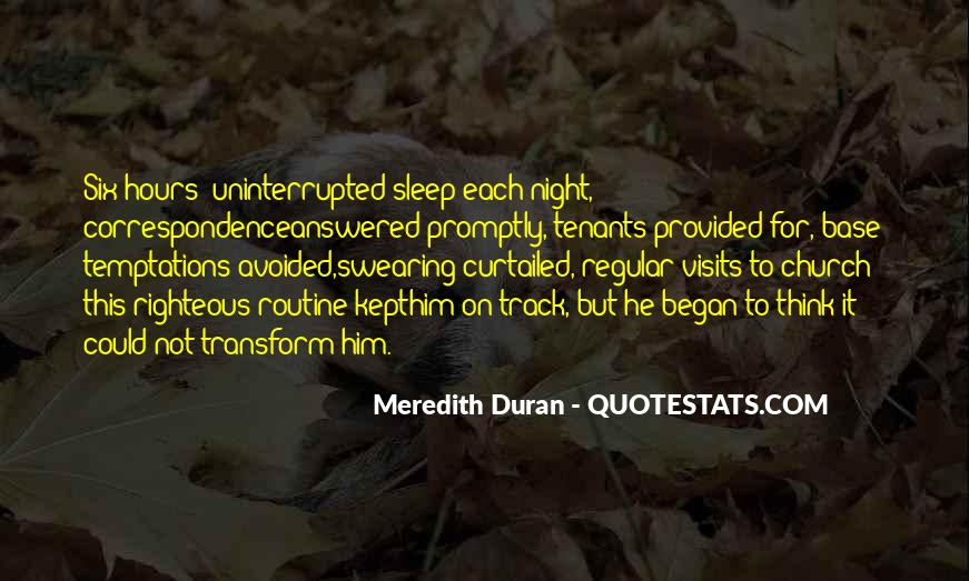 Quotes About Tenants #836881