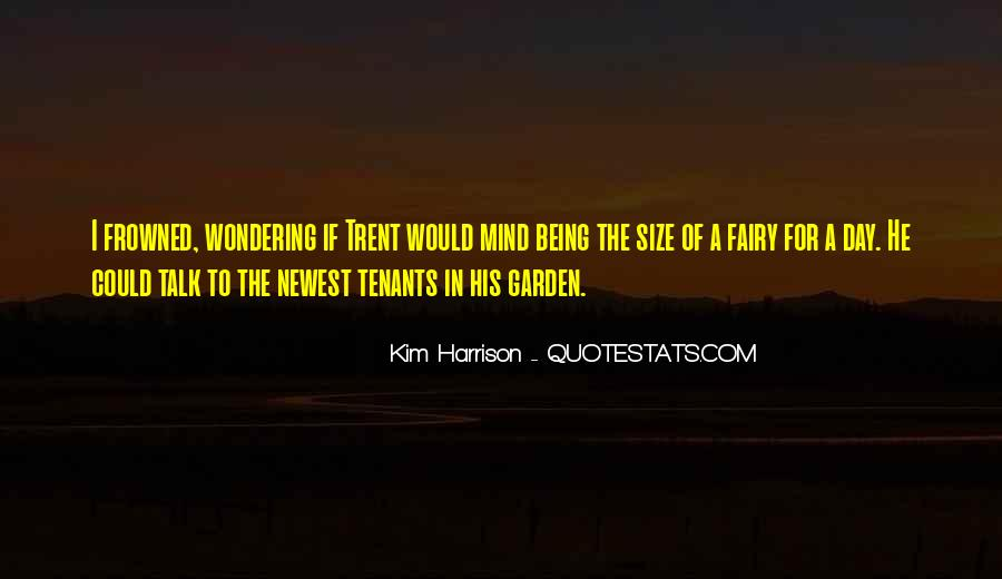 Quotes About Tenants #886559