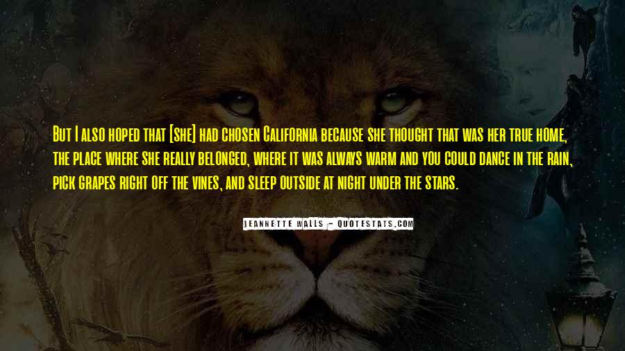 Quotes About Rain In California #1783474