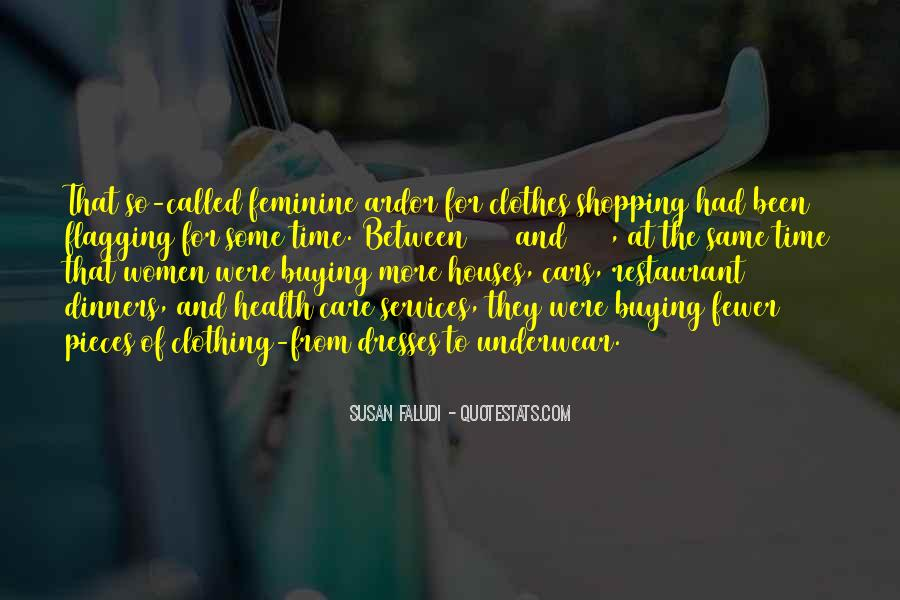 Quotes About Clothing #113202