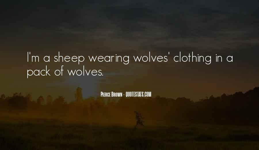Quotes About Clothing #142239