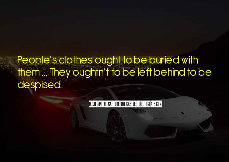 Quotes About Clothing #164234